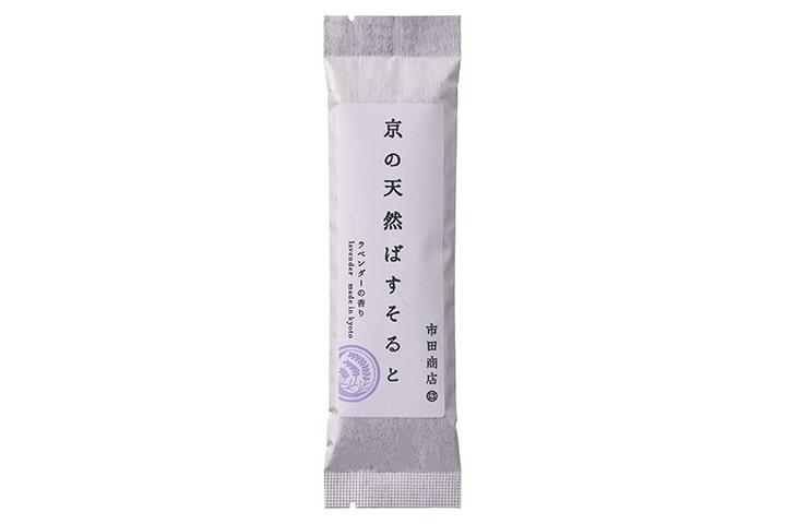 京の天然ばすそると ラベンダーの香り 50g