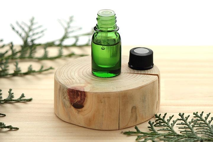 心地よいアロマの香りが快適な睡眠をサポート