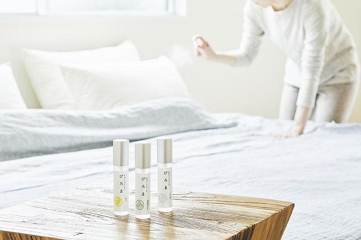 ピローミスト|ぴろま枕用フレグランス