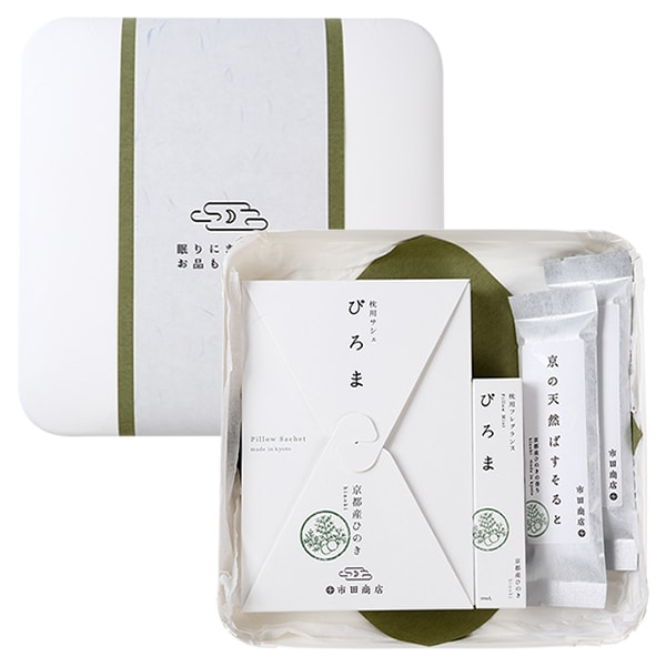 まどろみセット <京都産ひのきの香り> ※画像はイメージです。