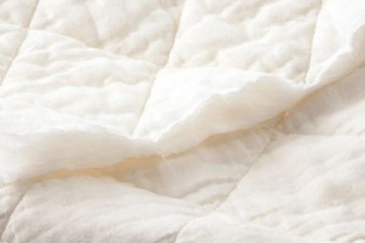 パシーマ|ガーゼ&脱脂綿